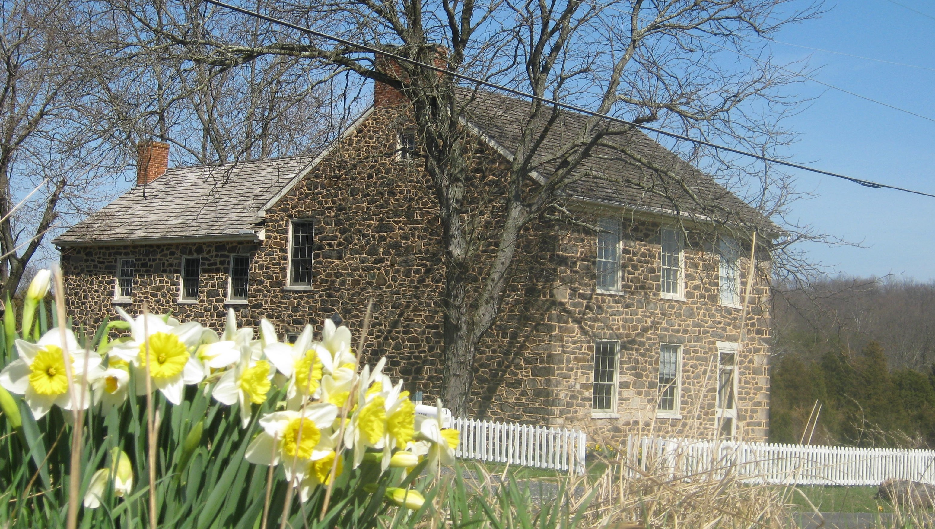 The Historic Daniel Lady Farm