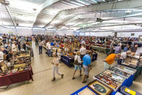 Civil War Collectors Show
