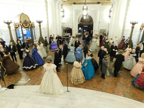 Preservation Ball