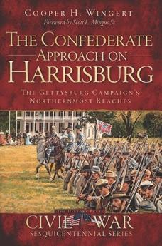 Confederate Approach to Harrisburg