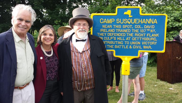 GBPA helps honor Gettysburg heroes in their hometown